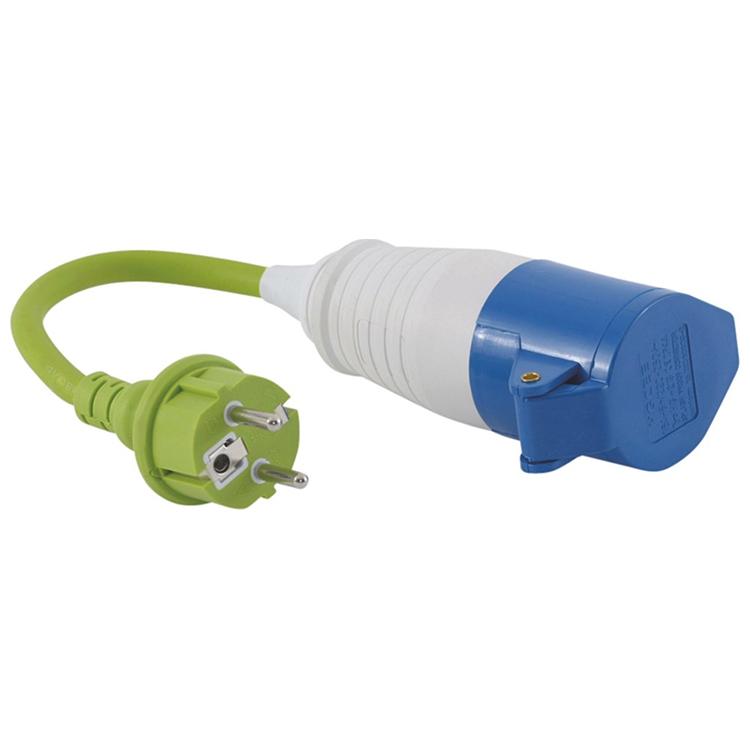 continental hook up plug
