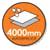 4000mm Hydrostatic Head