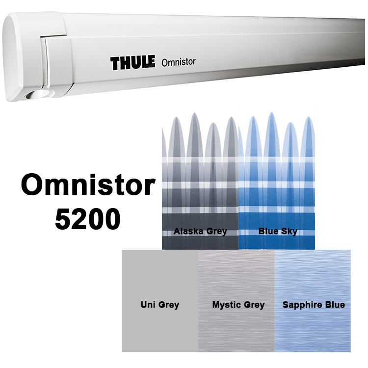 Thule Omnistor 5200 Awning Leisure Outlet