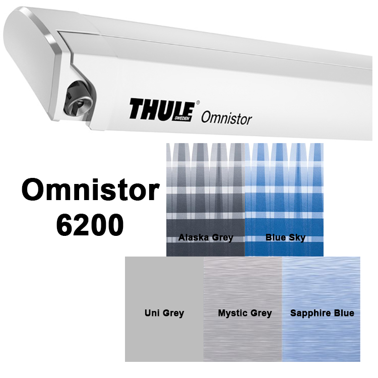 Thule Omnistor 6200 Awning Leisure Outlet