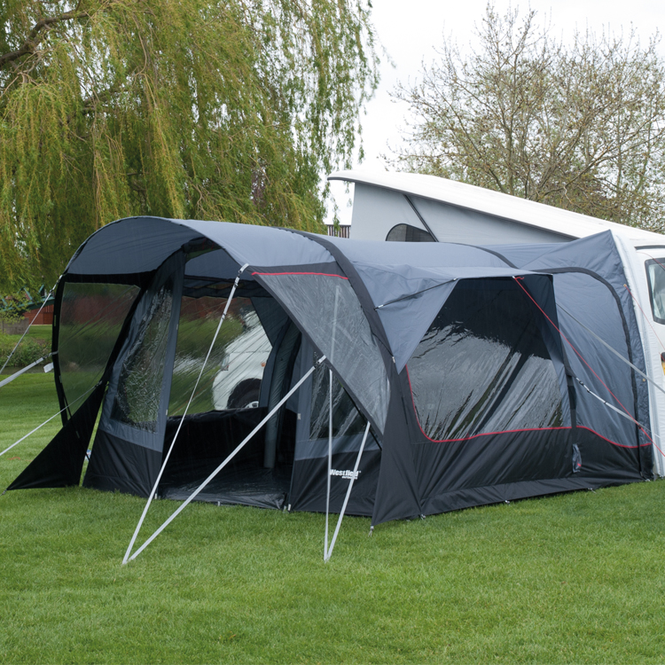Quest Performance Aquila 320 Low-Top Air Motorhome Awning ...