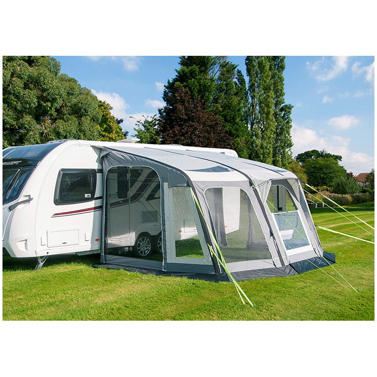 Sunncamp Inceptor 390 Air Plus Caravan Awning with Free ...