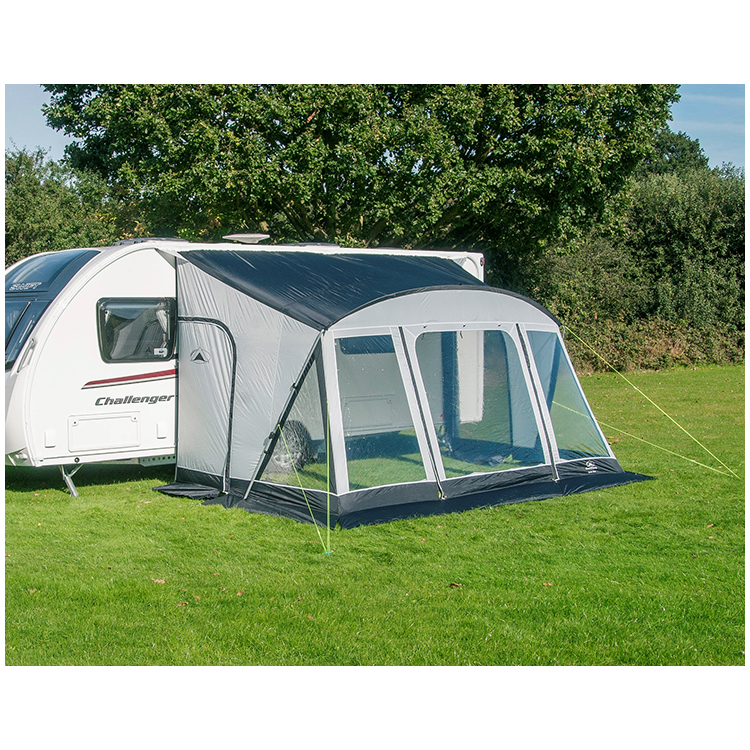 Sunncamp Swift 390 Deluxe Caravan Porch Awning With Groundsheet