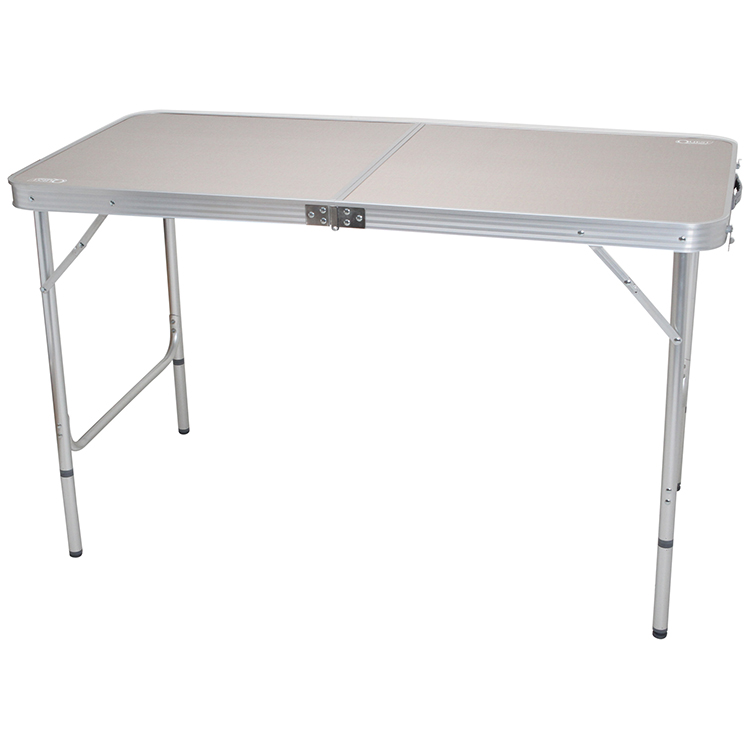 Quest Superlite Stow Folding Table Leisure Outlet