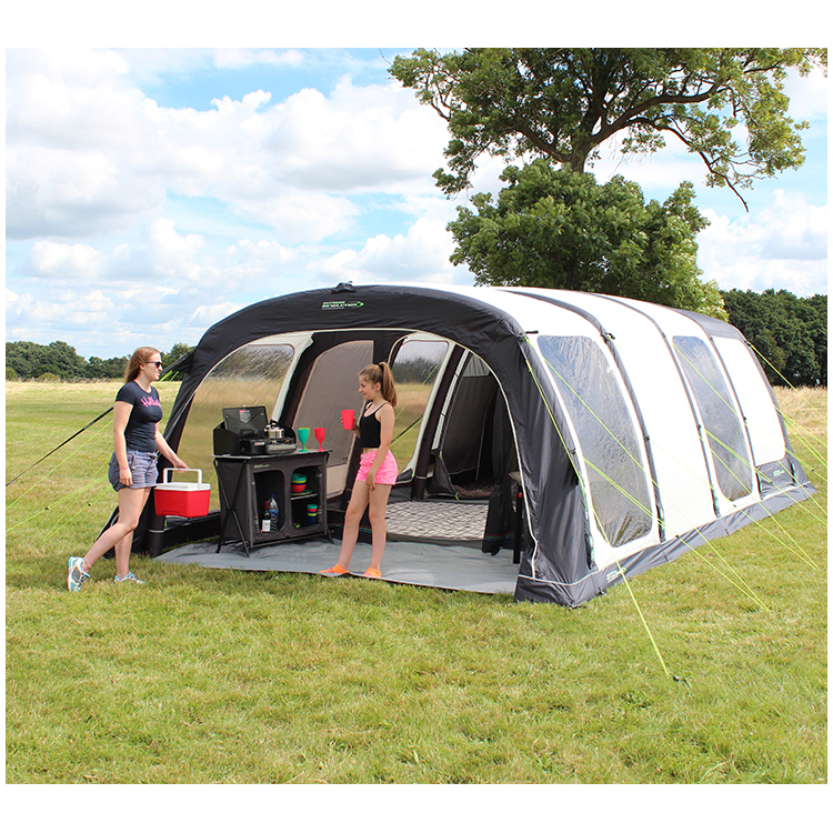 Outdoor Revolution Airedale 6 Air Tent with Groundsheet ...
