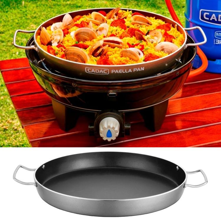 Cadac Paella Pan 47 Cm.Cadac 36cm Non Stick Paella Pan