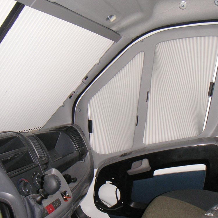 Remis Remifront Tailored Blind System For Ford Transit