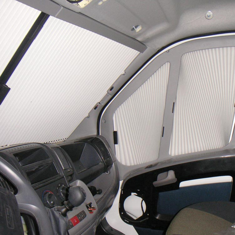Remis Remifront Tailored Blind System For Mercedes Benz