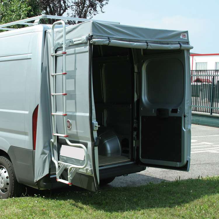 See How We Can Price Match Awnings Camper Van