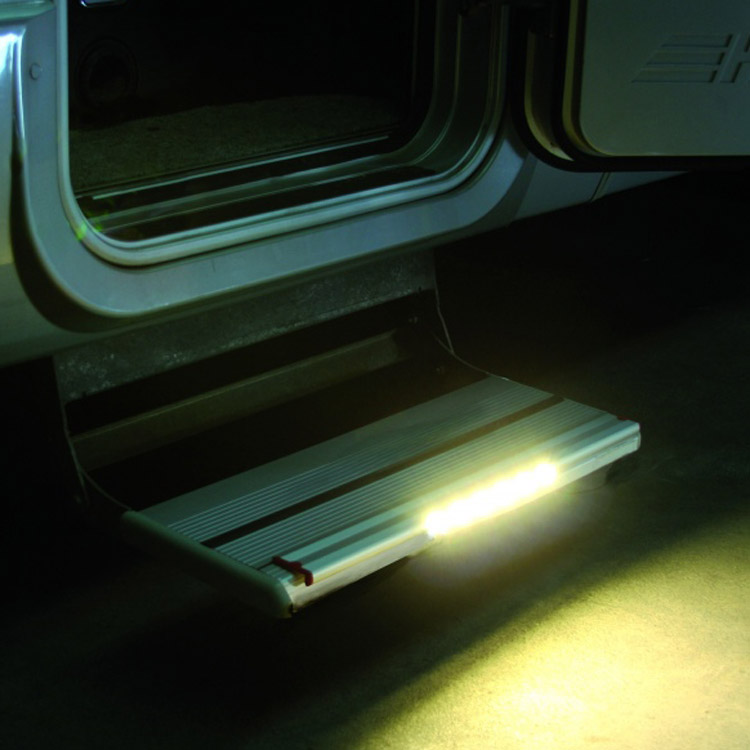 Fiamma LED Step Caravan Step Lights | Leisure Outlet