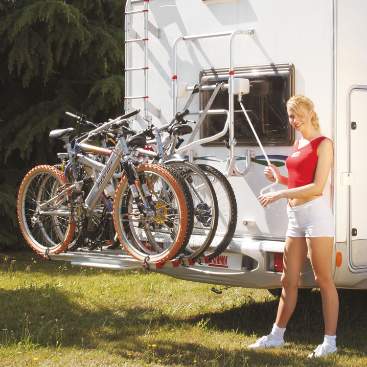 fiamma carry bike lift 77 motorhome bicycle carrier leisure outlet. Black Bedroom Furniture Sets. Home Design Ideas
