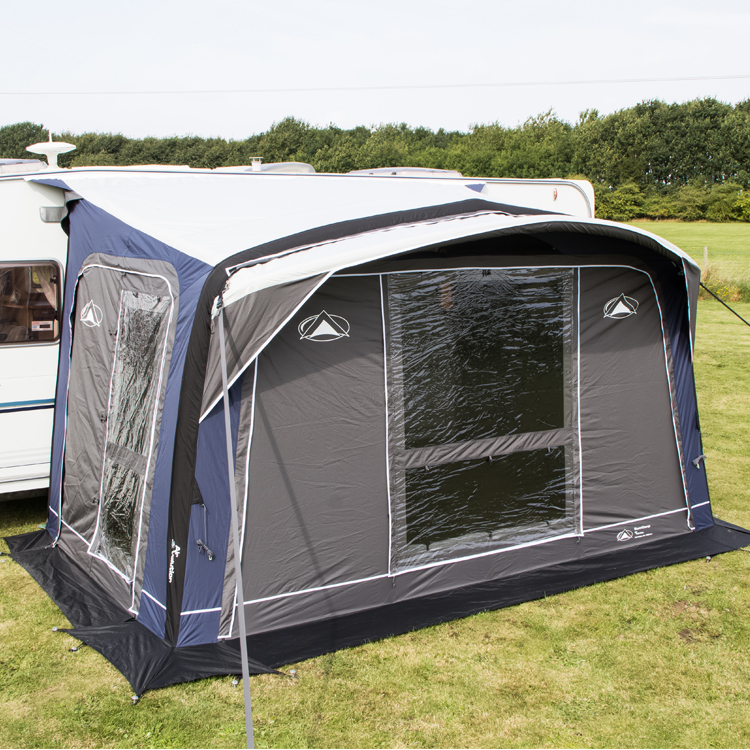 Sunncamp Advance Air Midway Caravan Awning with Free ...