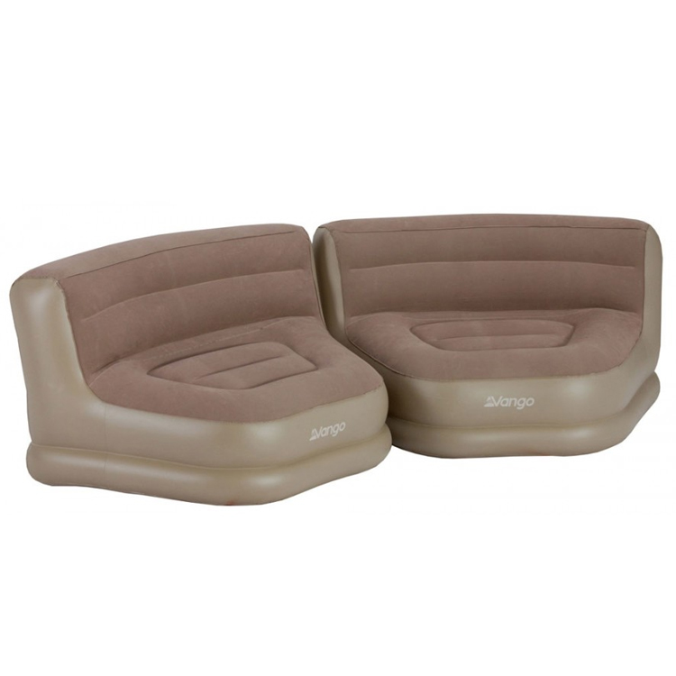 Vango Inflatable Relaxer Chair Set Pair Leisure Outlet