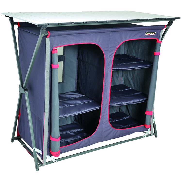 Quest Performance Camping Larder Leisure Outlet
