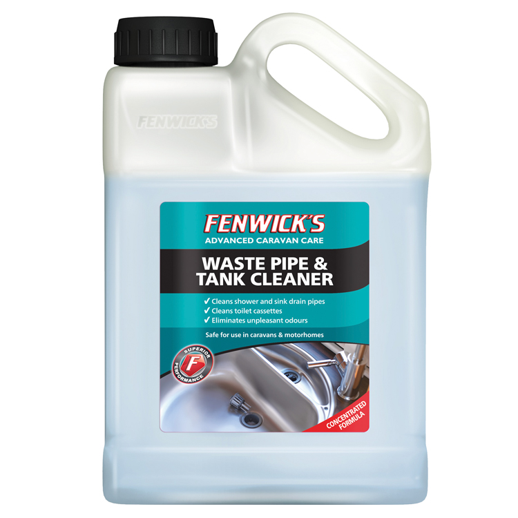 Fenwicks Waste Pipe And Tank Cleaner Leisure Outlet