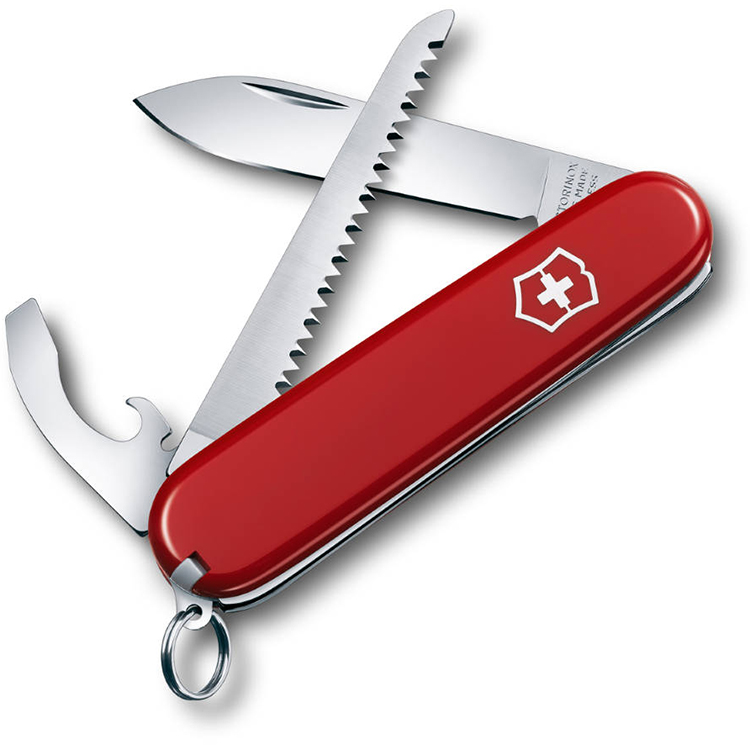 Victorinox Walker Red 10 Function Swiss Army Knife