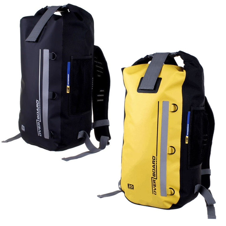 0308d72e78 Overboard 30L Classic Waterproof Backpack - Yellow