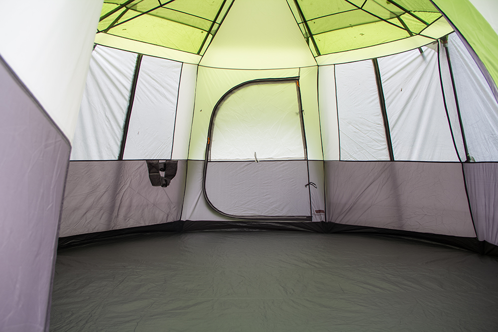 Coleman Cortes Octagon 8 Deluxe Tent Leisure Outlet