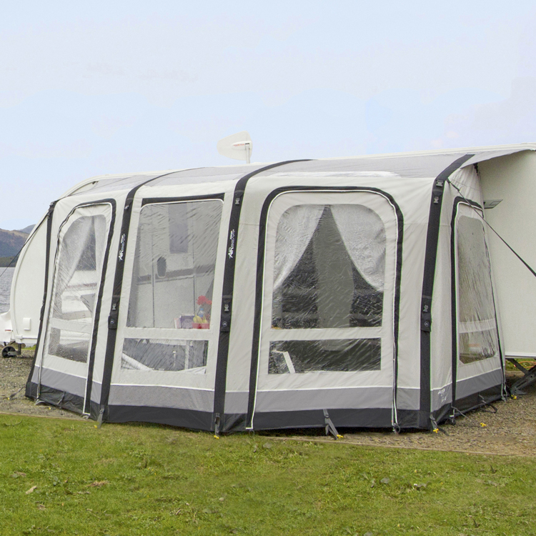 Vango Kalari II 380 Inflatable Caravan Awning | Leisure Outlet