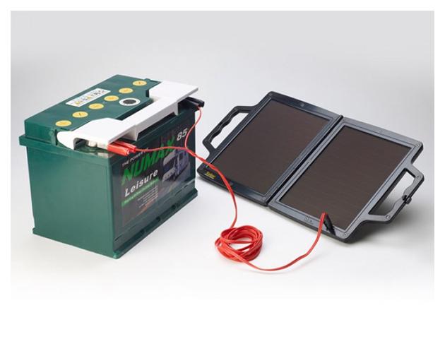 Pv Logic 4w Foldup Portable Solar Panel Leisure Outlet