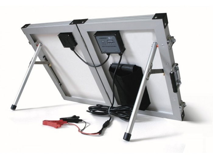 Pv Logic 40w Foldup Portable Solar Panel Leisure Outlet