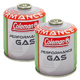 Coleman C500 Performance Threaded Gas Cartridge (EN417
