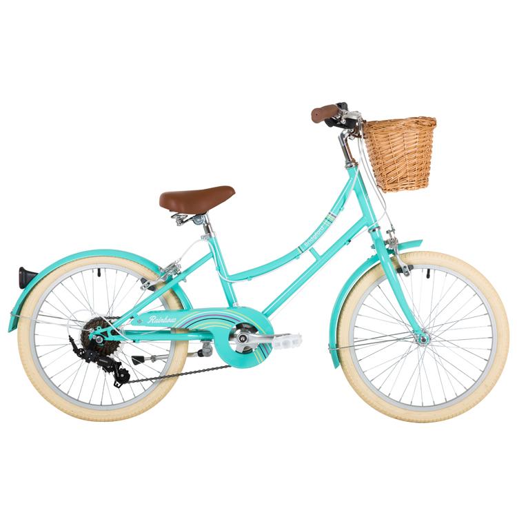 Bridgford Rainbow 20 Girls Classic Heritage Bike Leisure Outlet