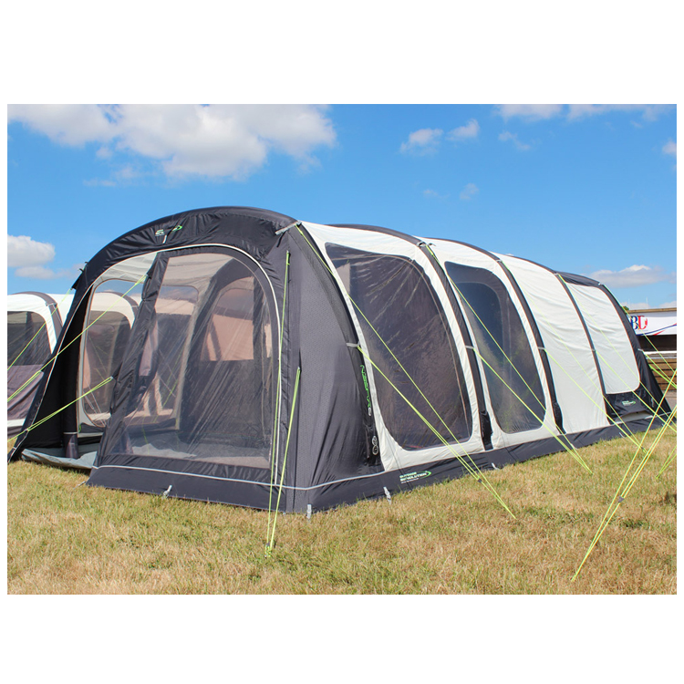 Outdoor Revolution Airedale 6.0 (6 Berth) Air Tent ...