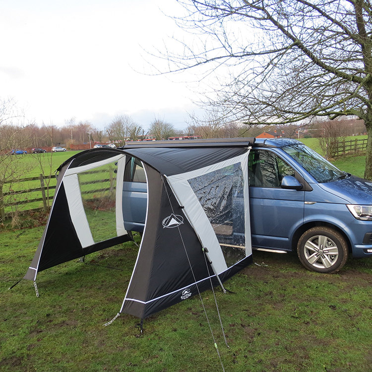 Sunncamp Swift Van Canopy 260 Low 180cm To 200cm