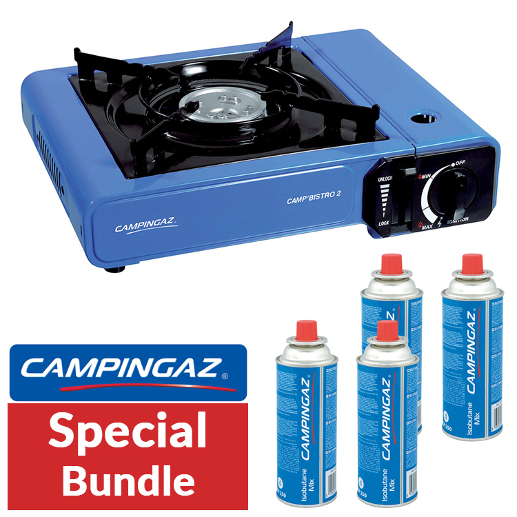 New Campingaz Camp Bistro 2 Stove