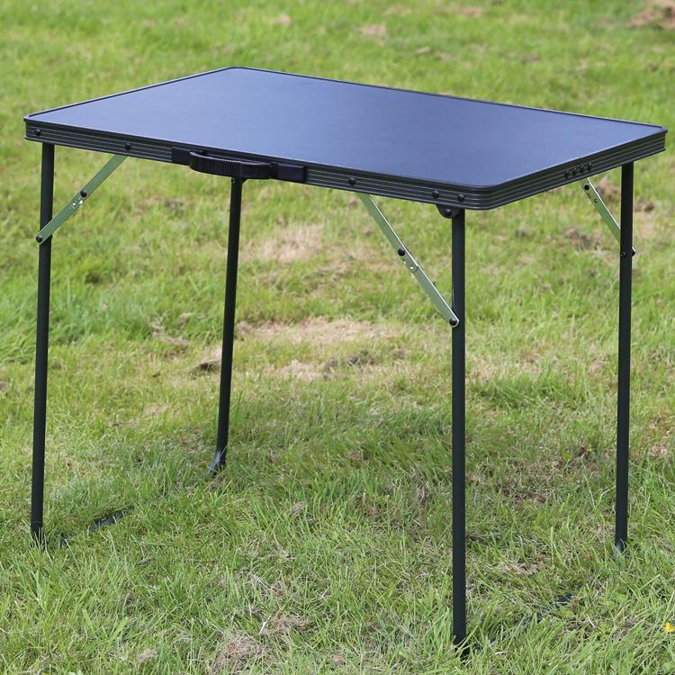 Quest Superlite Black Edition Shipston Folding Table