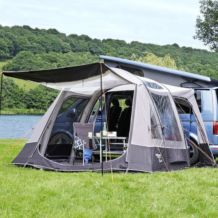Vango Kela V Low Air Driveaway Awning 2020 | Leisure Outlet
