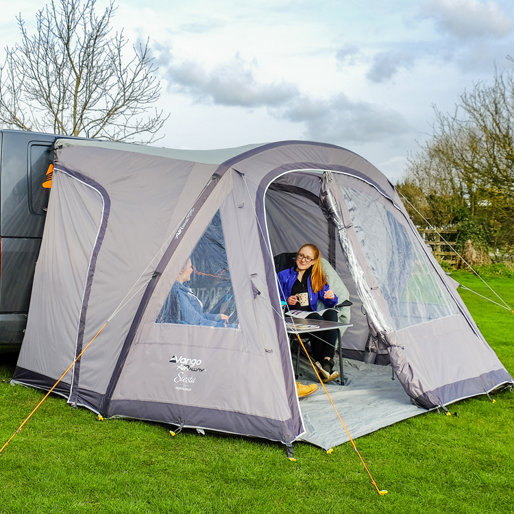 Vango Siesta Air Low Vehicle Awning 2019 | Leisure Outlet