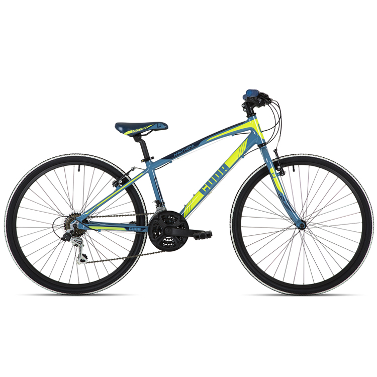 Cuda Trace 26 ATB Bike, Purple, 7-Speed | Leisure Outlet