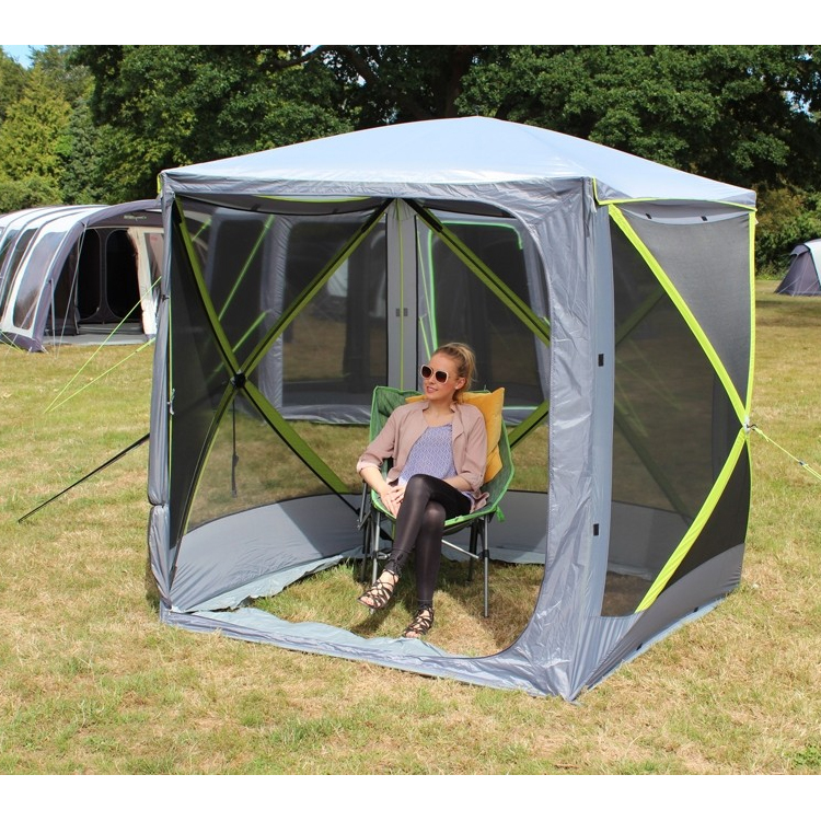 Outdoor Revolution Cayman Screenhouse 4 Gazebo 2019 | Leisure Outlet