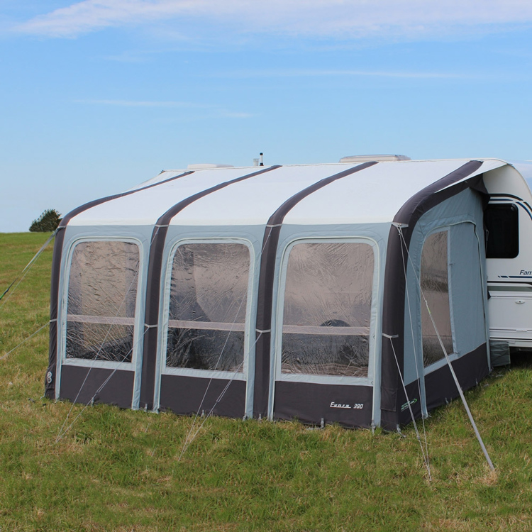 Outdoor Revolution Evora Pro Climate 390 Air Caravan Porch ...