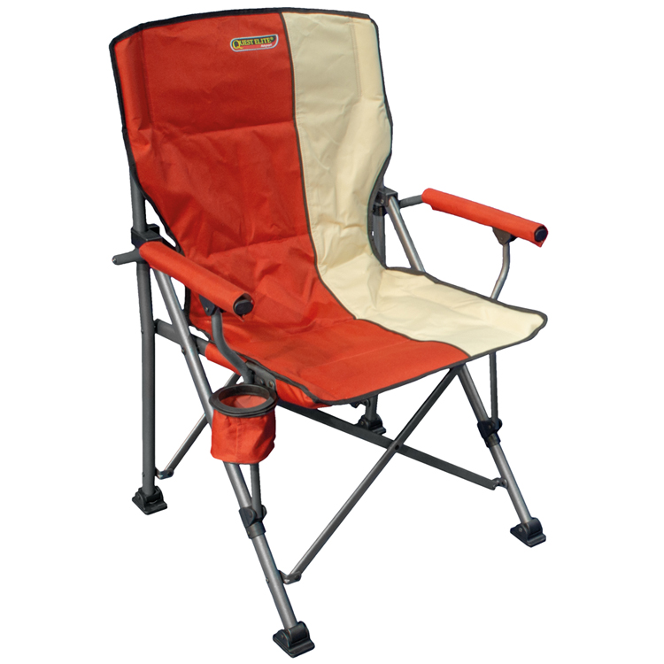 Quest Festival chair in paprika
