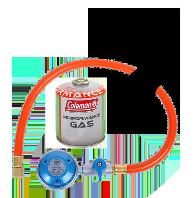 Which Gas Bottle? Which Gas Regulator?