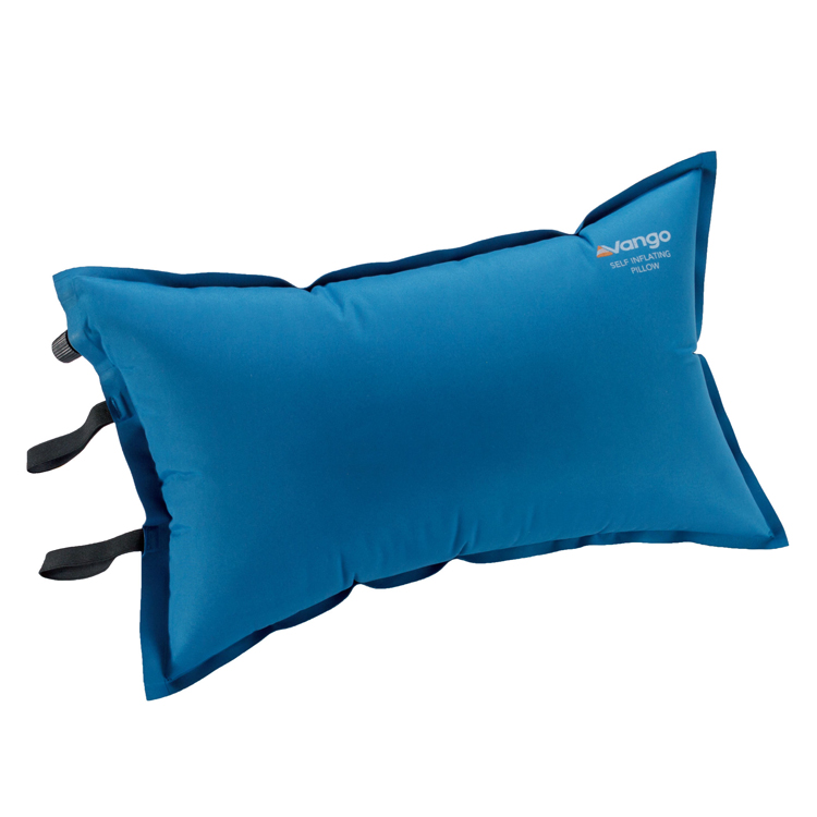 Vango Comfort Foam Pillow Sky Blue