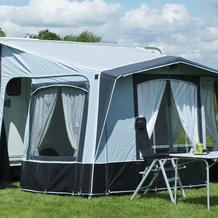 products royal porch black awning wessex caravan tamworth camping silver