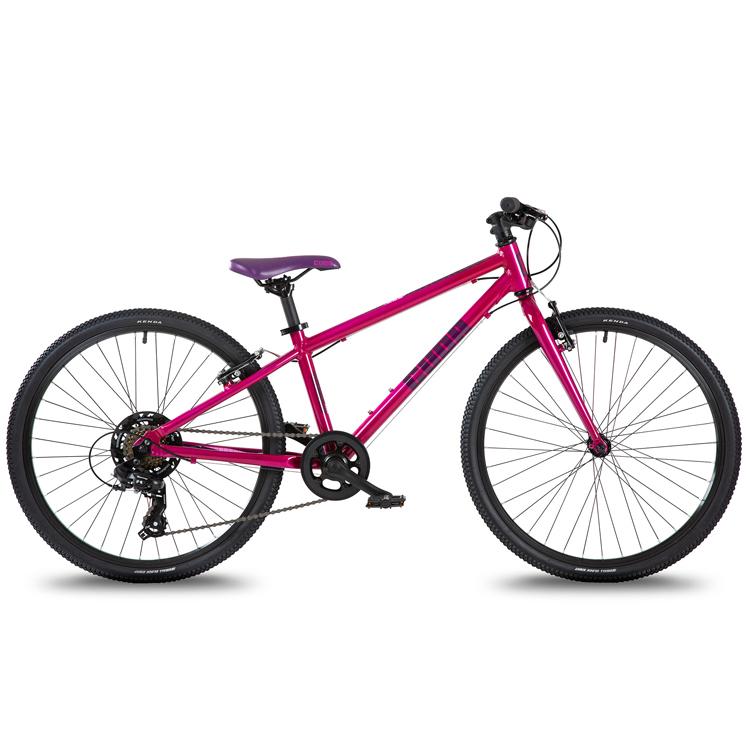 Cuda Energy Pink 20 Girls Alloy Hardtail Mountain Bike
