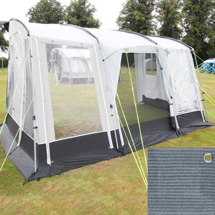 Sunncamp Strand 390 Plus Caravan Awning With Free Groundsheet