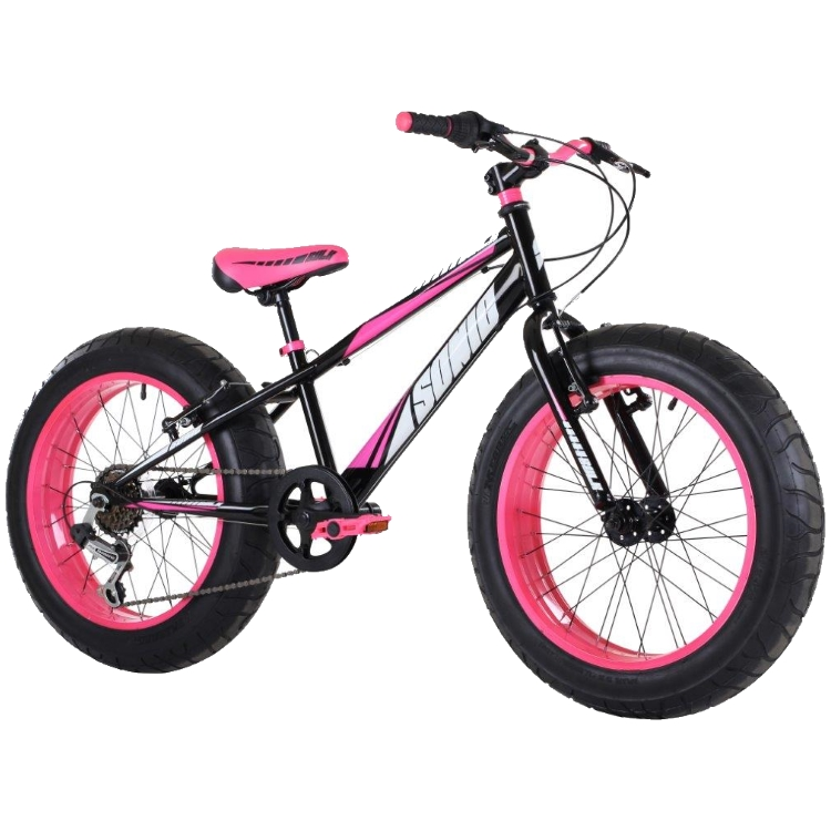 Sonic Bulk 20 Wheel Fat Tyre Girls Bike