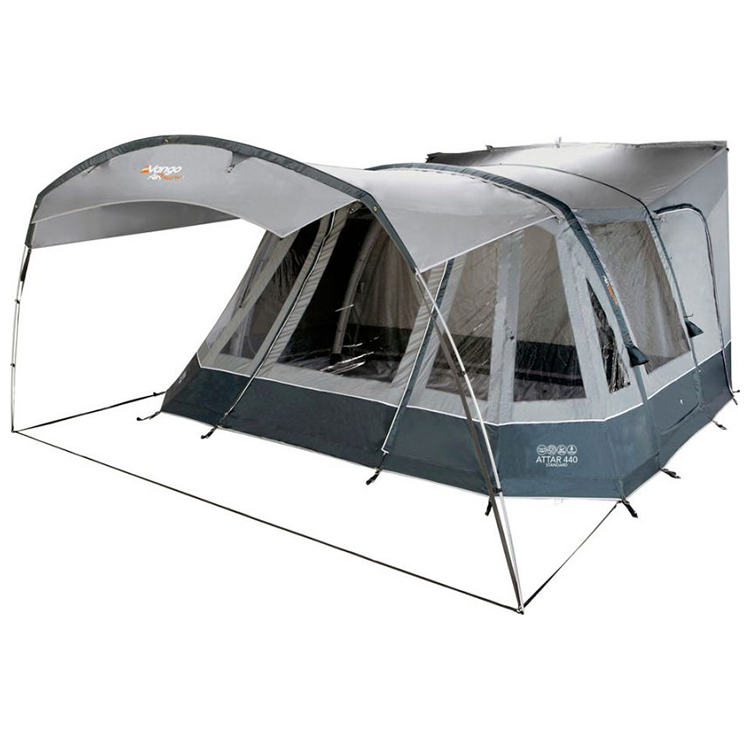 Vango Attar 440 Standard with Free Inner Tent | Leisure Outlet