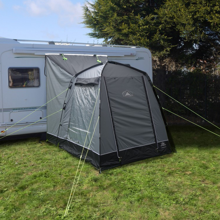 Sunncamp Lodge 200 Motor Driveaway Awning   Leisure Outlet