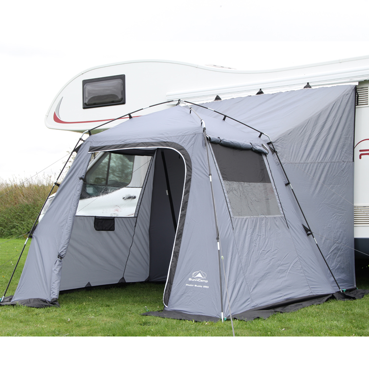 Sunncamp Motor Buddy 250 Driveaway Awning with Groundsheet ...