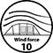 Aerodynamic Storm Protection 10